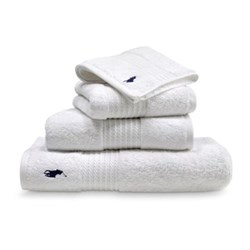 Player White Towels