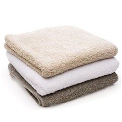 Super Pile Stone Towels