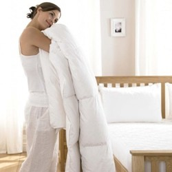 Polish White Goose Down Bedding