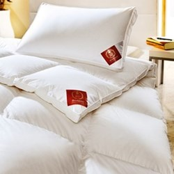 The Emerald - Premier New White Hungarian Goose Down Pillows