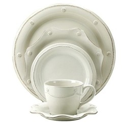 Berry & Thread White Dinnerware