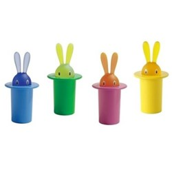 Magic Bunny Toothpick Holders by Stefano Giovannoni