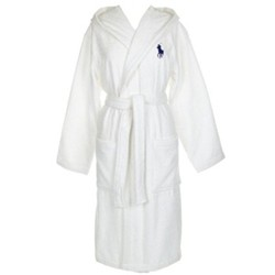 Player White Bath Robes