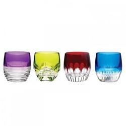 Mixology Coloured Tumblers