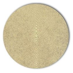 Natural Shagreen Table Mats & Coasters