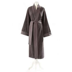 Essential Graphite Bath Robes