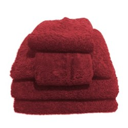 Super Pile Red Towels