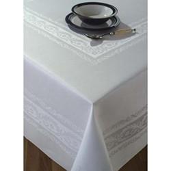 Fine Scroll Table Linen