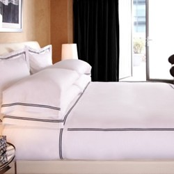 Hotel Collection Cream Bed Linen