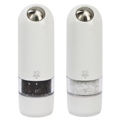 Alaska Salt & Pepper Mills