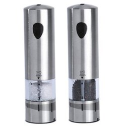 Elis Sense Salt & Pepper Mills