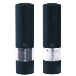 Onyx Salt & Pepper Mills