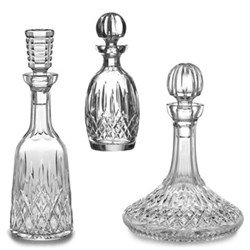 Lismore Decanters