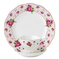 New Country Roses Tea Set