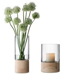 Lotta Clear Vases