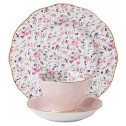 Rose Confetti Tea Set