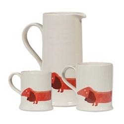 Dachshund Mugs & Jugs