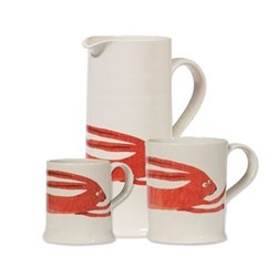 Hare Mugs & Jugs