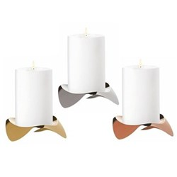Papilio Uno by Klaus Rath Candleholders