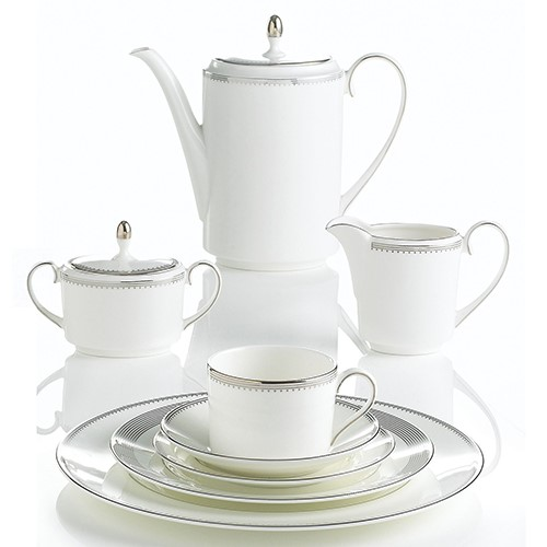 Grosgrain Tea Set