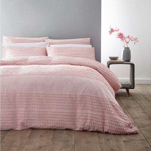 Malmo Bed Linen - Blush