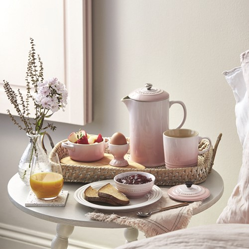 Breakfast Collection -Shell Pink