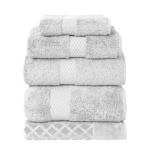 Etoile Silver Towels